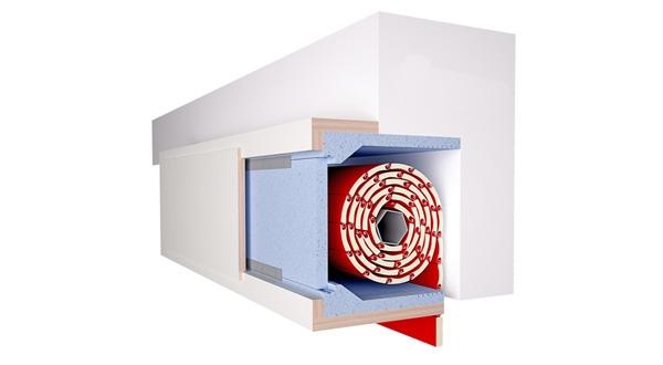 Kit isolante per cassonetti tapparelle isolcassonetto - Isolamento cassonetti finestre ...