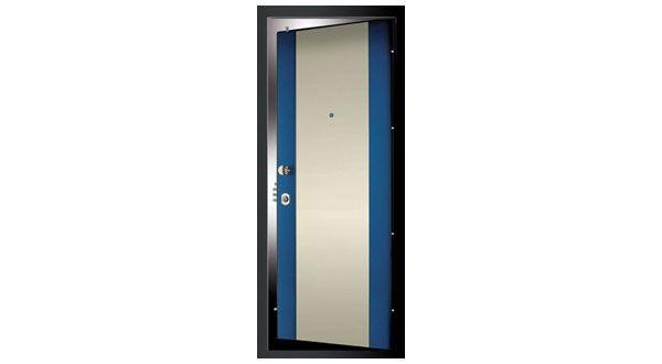 Porta blindata cl 3 serie superior bauxt superior - Guarnizione porta blindata ...