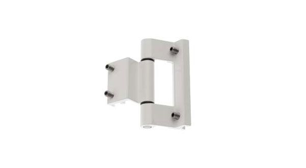 Cerniera a pettine alutec 501310 - Ricambi per maniglie finestre in alluminio ...