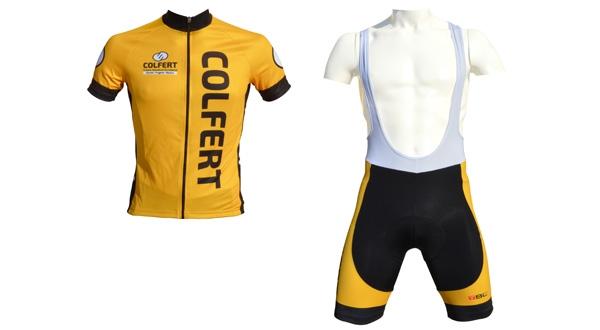 gamma molto ambita di arriva di prim'ordine Completo da ciclista estivo Colfert Colfert