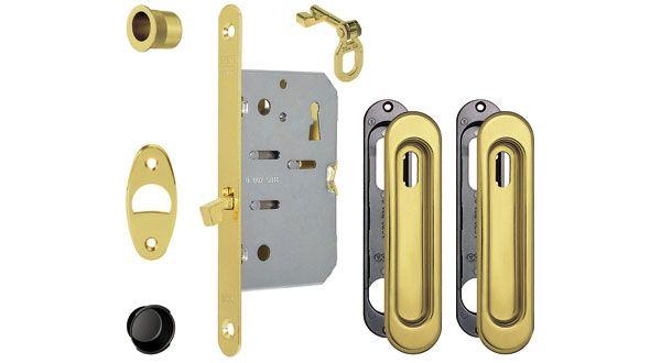 serrature per porte scorrevoli in legno